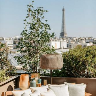 Nos meilleures terrasses à Paris