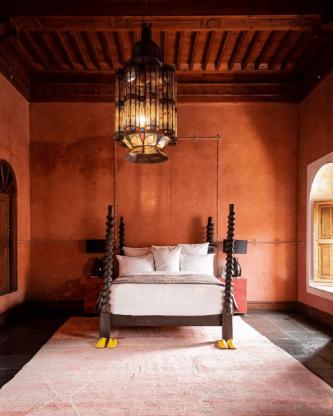EL FENN, nôtre hôtel à Marrackech