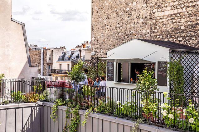 The Shed, nos rooftops à Paris