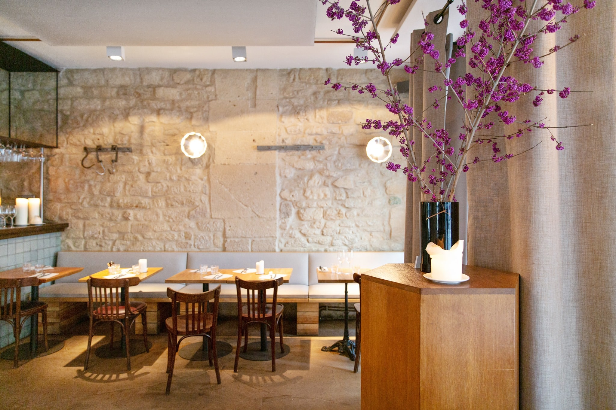 Biondi restaurant argentin Paris