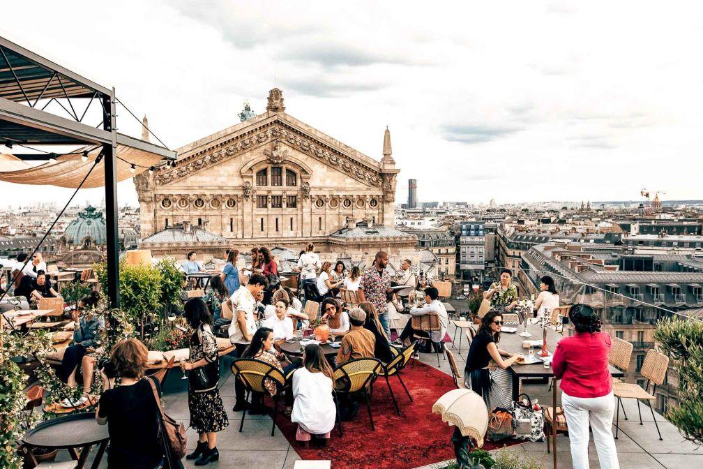 Créatures, nos rooftops à Paris