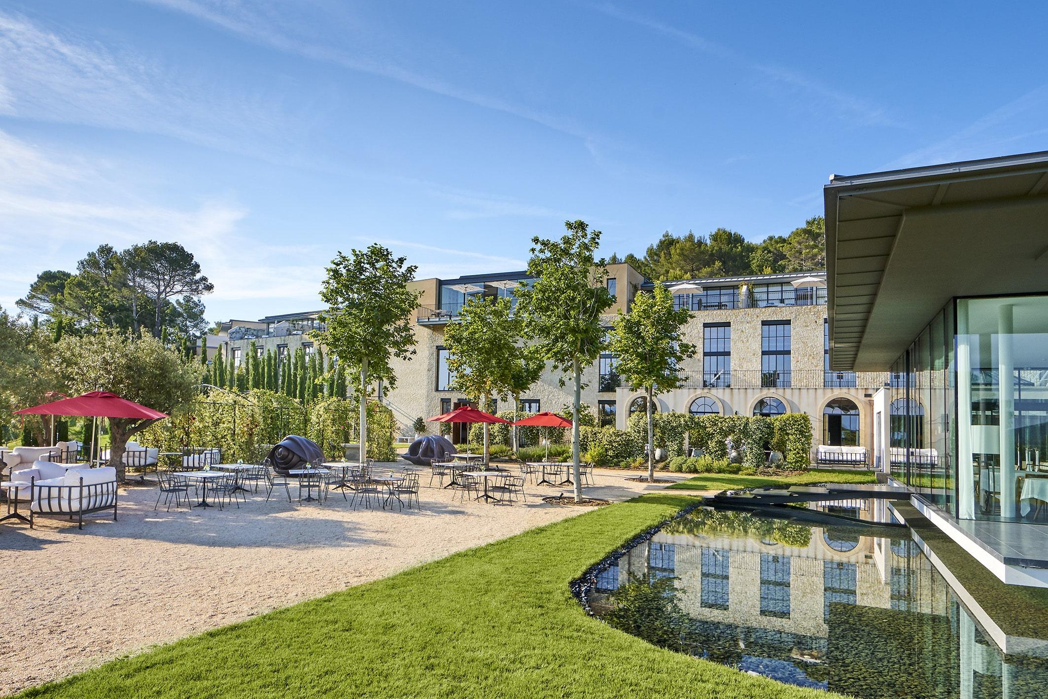 Villa La Coste, nos hôtels de Provence
