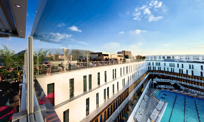 Le Molitor, nos rooftops à Paris