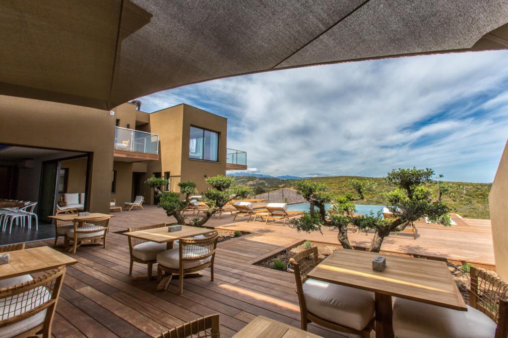 Nos hôtels en Corse