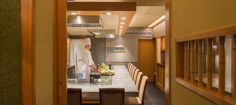 Teppanyaki Ginza Onodera, meilleurs restaurants de viande