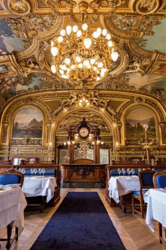 Les meilleurs restaurants des gares parisiennes