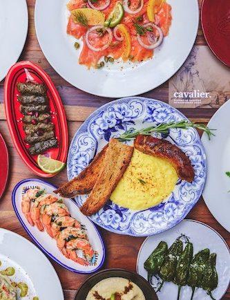 Cavalier : le restaurant afghan à découvrir à Paris