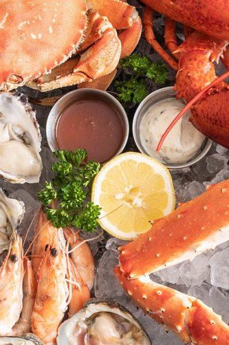 Les meilleurs plateaux de fruits de mer en livraison à Paris