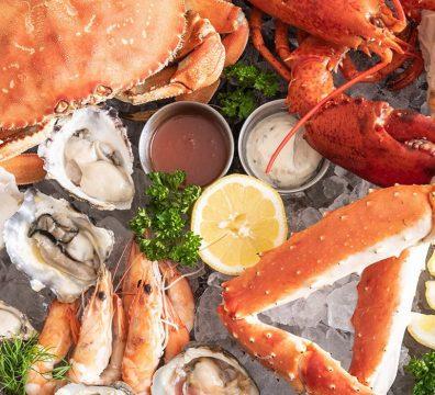 Meilleurs plateaux de fruits de mer à Paris