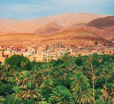 Maroc destination nouvel an