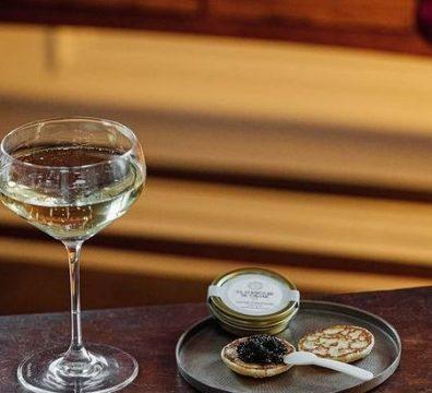 Le Comptoir du Caviar, Paris 8