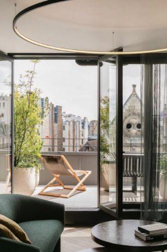 Nos 5 hôtels romantiques où passer la Saint-Valentin à Paris