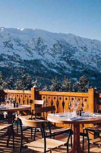 Les 5 meilleurs hôtels de luxe à Méribel