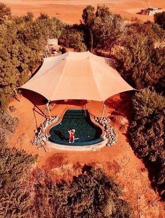 Al Maha, l'hôtel pour un séjour dans le désert de Dubaï