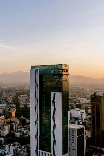 Le Sofitel de Mexico City : le nouvel hôtel 5 étoiles qui surplombe la capitale mexicaine