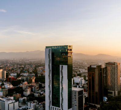 Plus bel hôtel Mexico city
