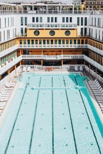 Notre top 10 des plus belles piscines des hôtels parisiens
