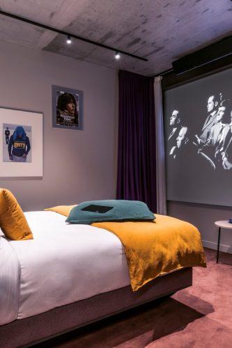 L'Hôtel Paradiso MK2 : le tout premier hôtel-cinéma à Paris