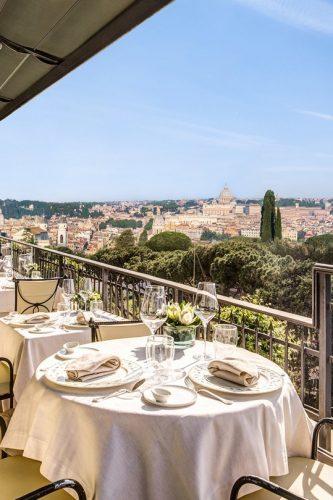 Notre sélection des 8 meilleurs restaurants à Rome
