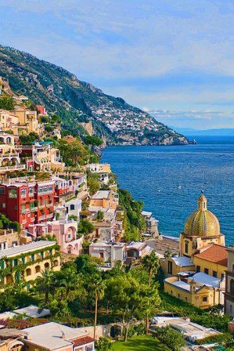 Les 8 destinations de bord de mer où partir cet été en Italie