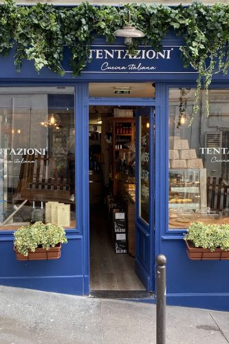 Les 8 épiceries italiennes à découvrir absolument à Paris