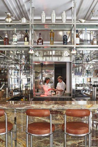 Abstinence, le nouveau restaurant à connaître  sur la rive gauche à Paris