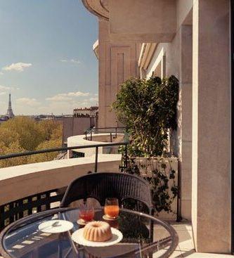 5 bonnes raisons de découvrir l'Hôtel Cheval Blanc à Paris